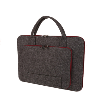 Laptop Accessories 13 inch Custom Felt Laptop Cover for Lenovo g570