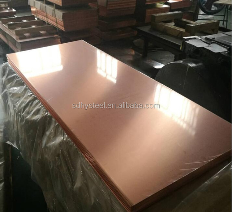 soft copper sheet price
