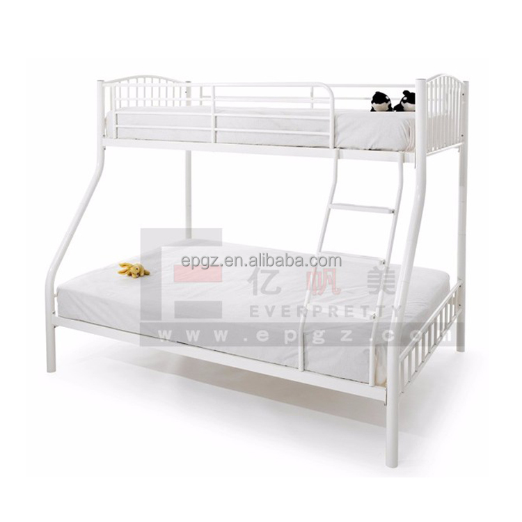 Heavy Duty Military School Home Adult Kids Twin Over Twin Twin Over Full Metal Bunk Bed Price View Twin Over Full White Metal Frame Bunk Bed Everpretty Product Details From Guangzhou Everpretty