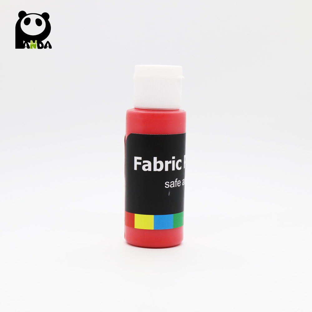 60ml Squeeze Bottle Multi Surface Kids Craft Projects Non Washable Fabric Paint Buy Paint Fabric Paint Non Washable Fabric Paint Product On Alibaba Com