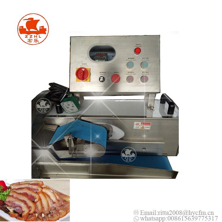 Roast beef kebab slicer machine,bbq meat slicing machine