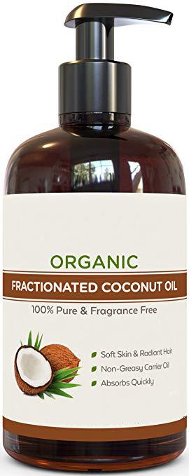 Частная марка, Фракционное кокосовое масло, натуральное кокосовое масло