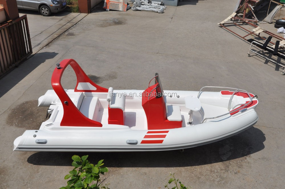 liya 19ft inflatable rib boats for sale fiberglass tender boats for river fishing buy. Black Bedroom Furniture Sets. Home Design Ideas