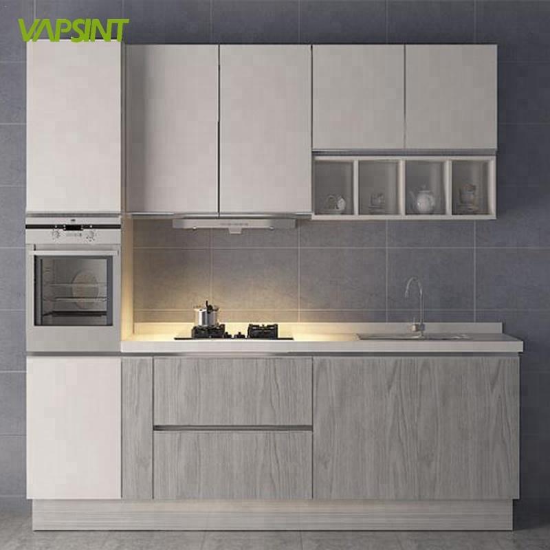 Factory Supply Small Design Cheap Modular Kitchen Cabinet Buy Modular Kitchen Cabinet Kitchen Cabinet Cheap Kitchen Cabinet Product On Alibaba Com
