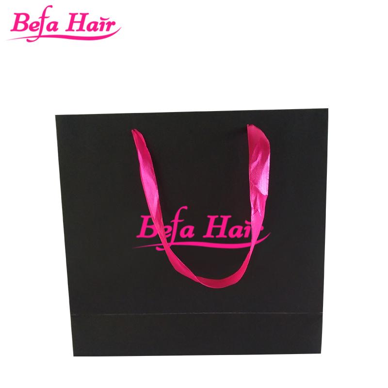 Бумажные накладные волосы с магнитной застежкой с логотипом на заказ/упаковка для косметических подарочных коробок