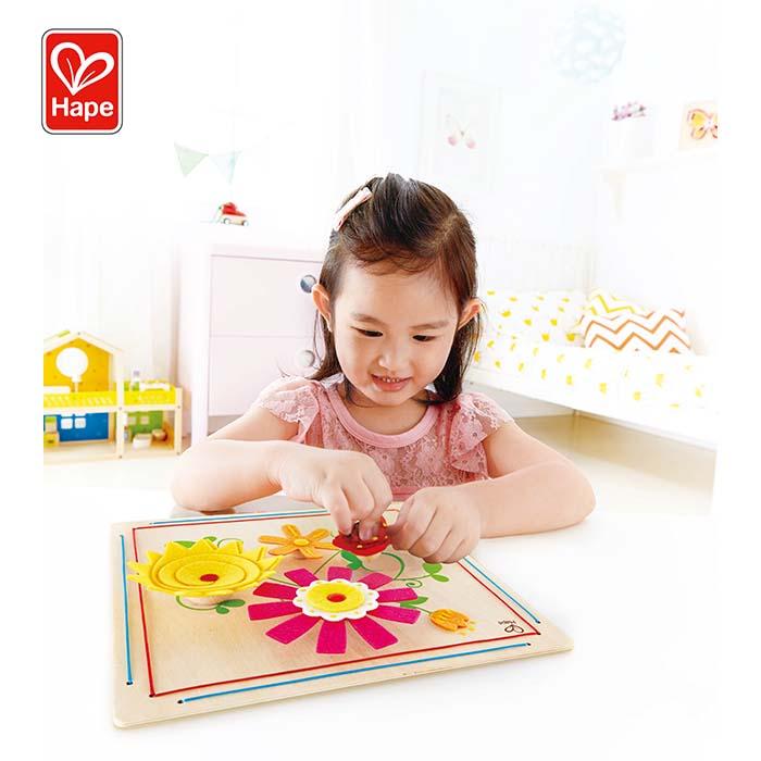 Детское творчество, стерео, войлок, цветок, сделай сам, деревянное ремесло