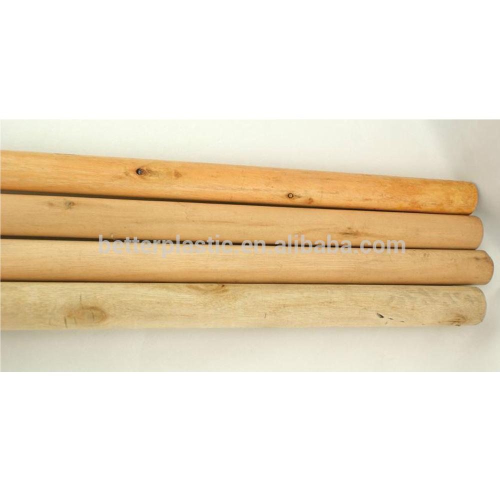 Good quality long handle wood broom sticks
