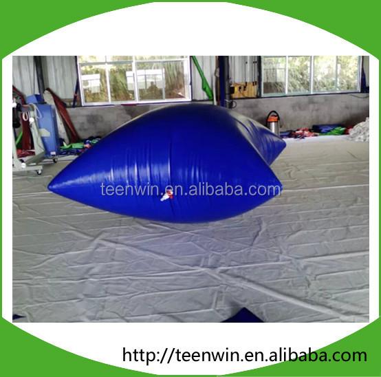 Китайский мягкий мешок для хранения биогаза из ПВХ 1 м3/резервуар/воздушный шар