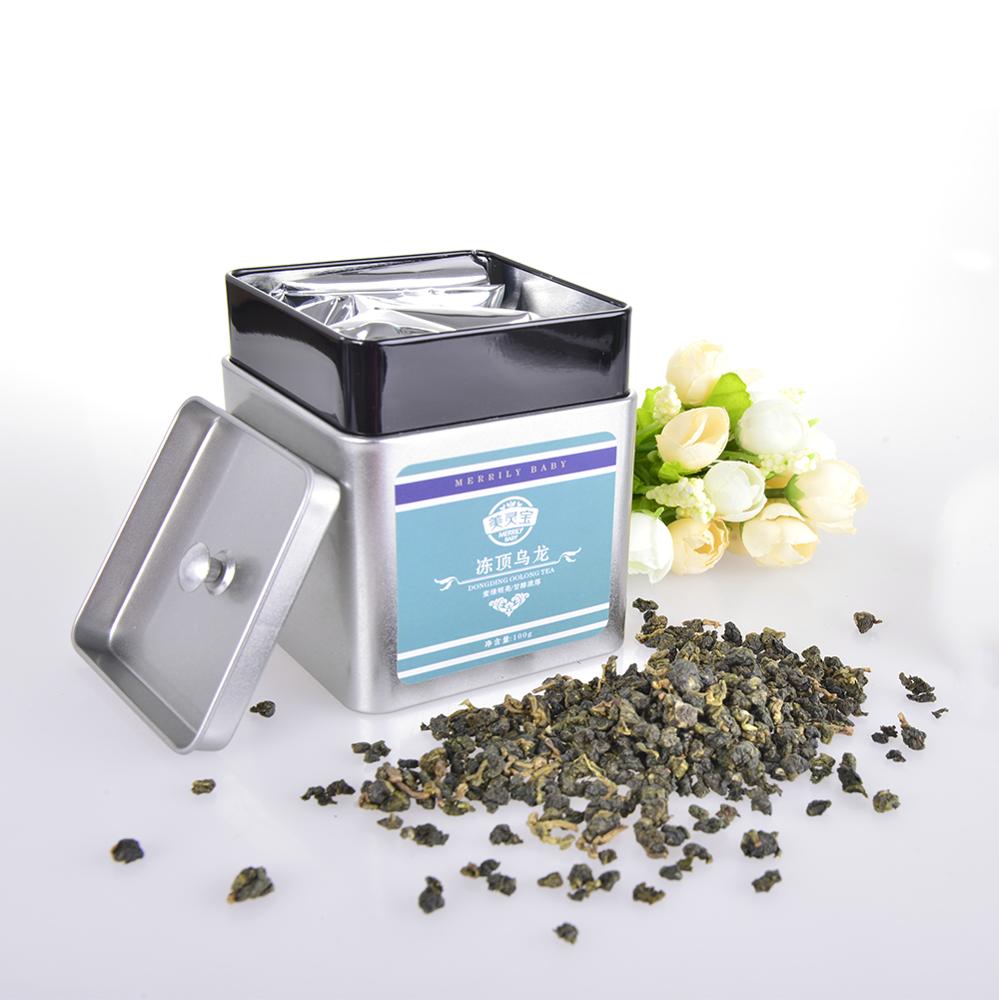 Private packing Chinese Frozen top Oolong Tea Blended Tea - 4uTea | 4uTea.com