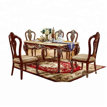 royal palace antique wooden carved dining tables use for house dining room furniture