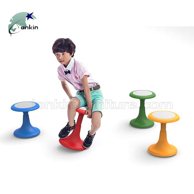 Профессиональный и привлекательный офисный стул с регулируемой высотой