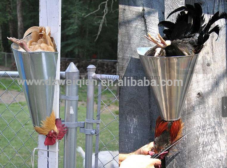 Poultry Killing Cone Kill Cone Chicken Killing Cones Buy