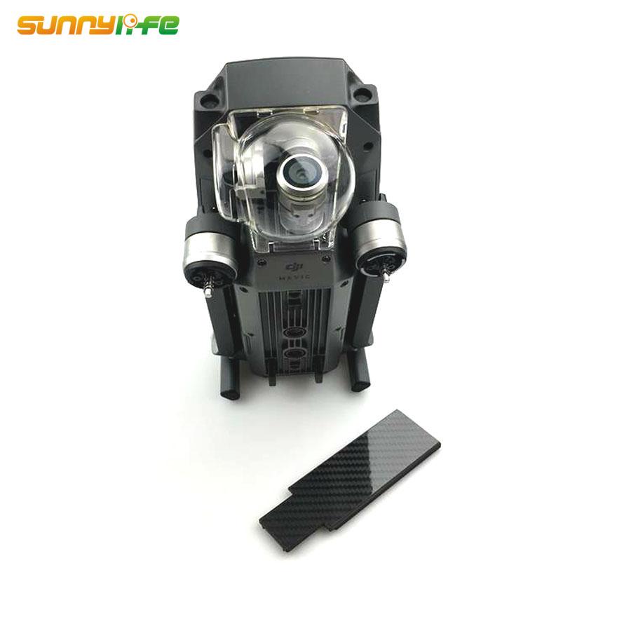 3D Printed Dustproof Cover Bottom Sensor Protector for DJI MAVIC PRO Drone Body