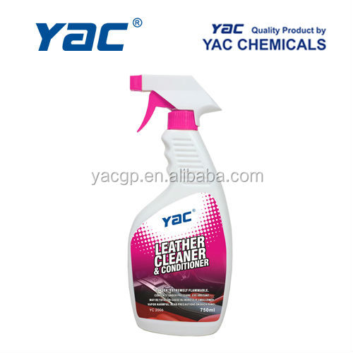 Wholesale hotel leather cleaner and conditioner spray foam cleaner for car/ furniture/ leather/ carpet...