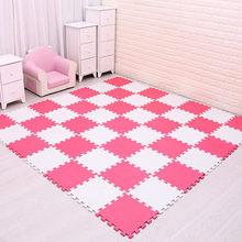 Детский коврик-пазл из вспененного этилвинилацетата MQIAOHAM, детский коврик для упражнений, Каждый коврик: 30 см х 30 см(Китай)