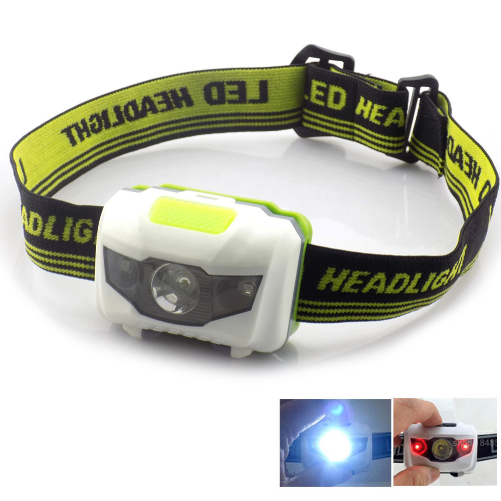 4 modes mini headlight bright head light 3 leds frontal lampe torch camping head lamp. Black Bedroom Furniture Sets. Home Design Ideas