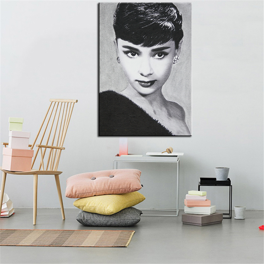 audrey hepburn leinwand kunst werbeaktion shop f r werbeaktion audrey hepburn leinwand kunst bei. Black Bedroom Furniture Sets. Home Design Ideas