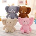 Kids Plush Toys New Arrival Lovely Plush Toy Elephant 25CM High Quality Plush Toys Stuffed Doll