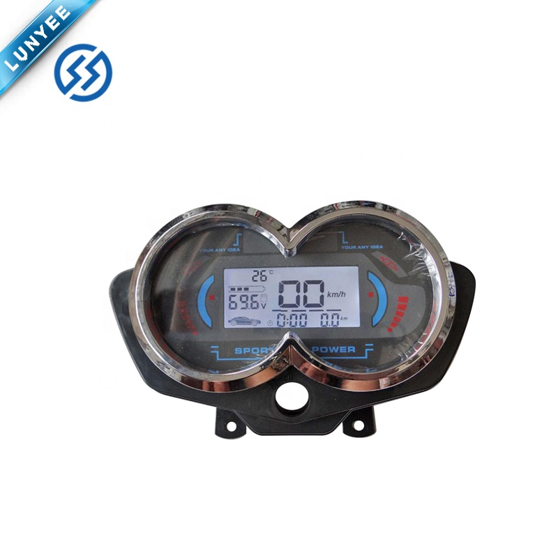 Трицикл экран спидометр приборная панель жк-дисплей 48V60V72V80V96V