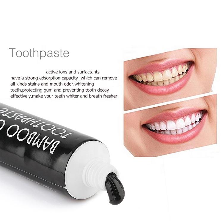 Лучшая цена 100 г или 200 г полностью натуральная зубная отбеливающая зубная паста для отеля/дома
