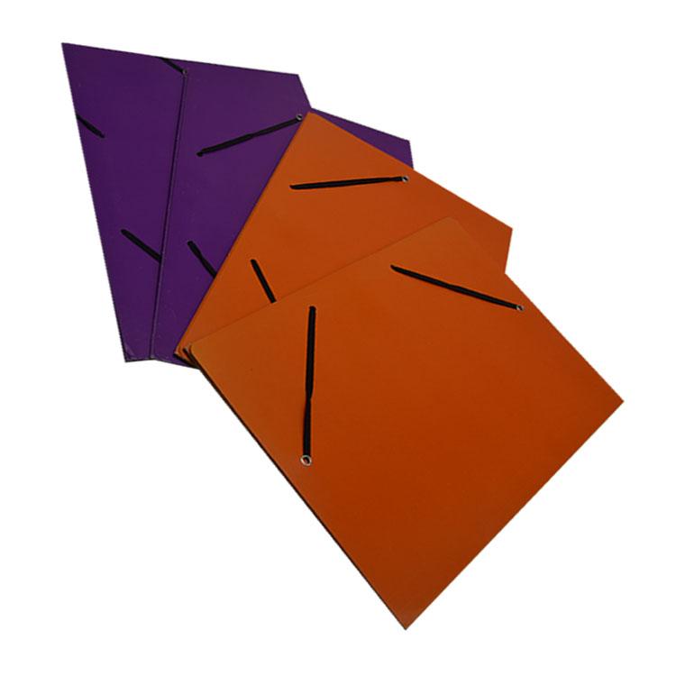 Лидер продаж, бумажная папка для файлов, рекламная папка для документов, бумажная картонная эластичная папка для файлов