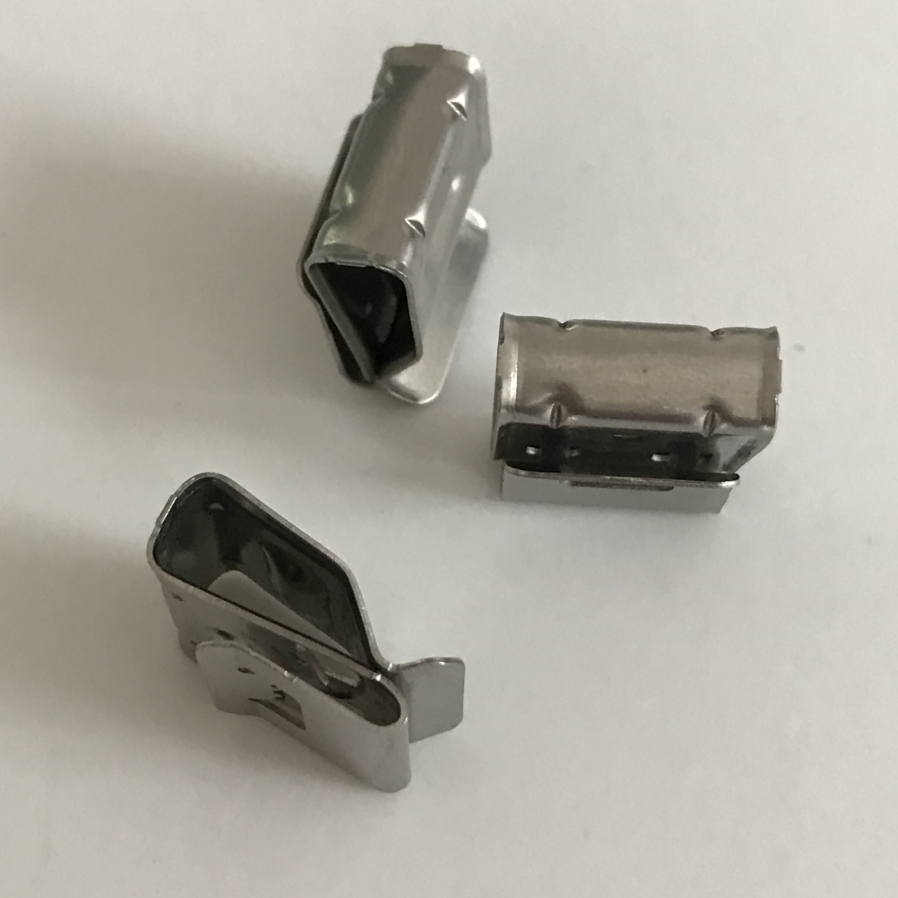 Stainless Steel 304 Solar Cable Clips