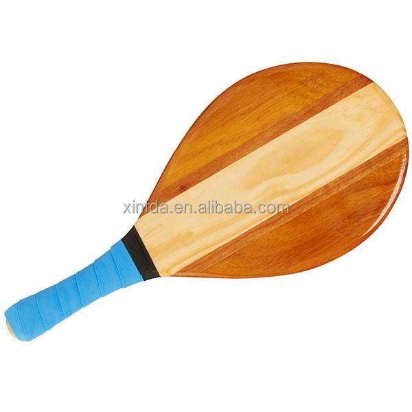 Пляжное оборудование, профессиональная пляжная ракетка/ракетка для тренировки, деревянная пляжная ракетка