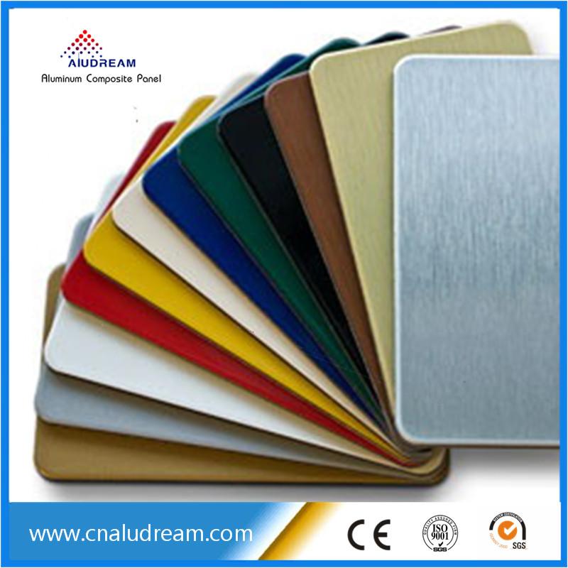 Fireproof ACP Multi Size B1/A2 Level Alucobond aluminium composite panels acm panels for furniture design