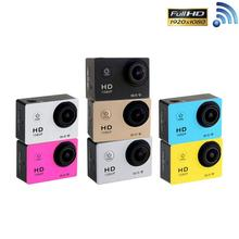 WIFI SJ4000 W8 Waterproof Sport Action Camera Full HD 1080P Bike Sports dv sj 4000 Camcorder For Go Pro