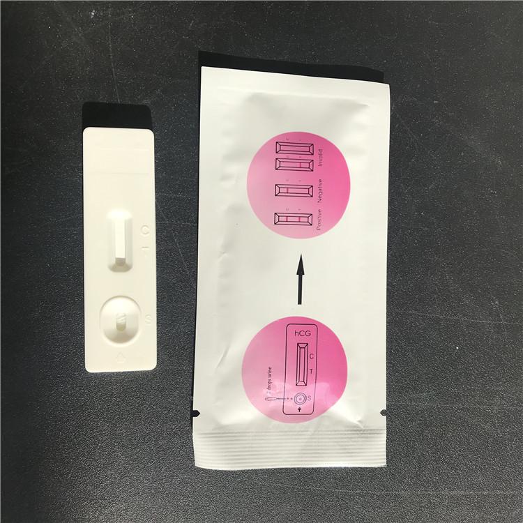 Комплекты тестовых полосок для беременных HCG с сертификатом Ce ISO
