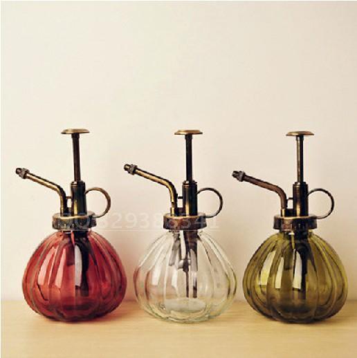 vintage vaporisateur de verre arrosage cru l 39 eau de l 39 appareil bouteille d 39 eau plantes