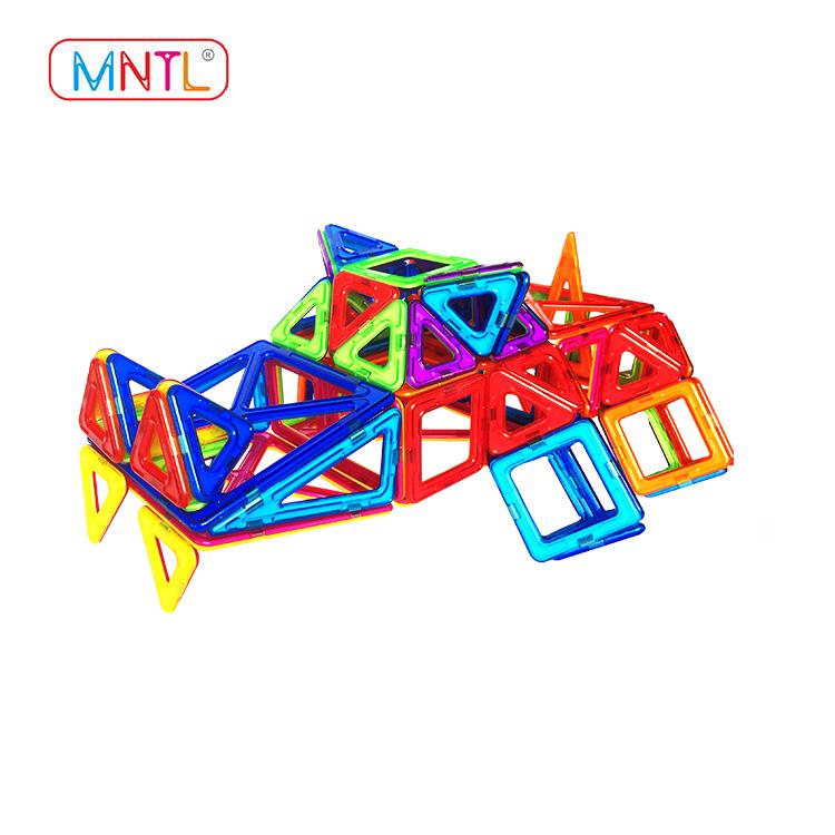 66pcs educational toys megnet intelligence magnet block magnetic building toys CPSC, CE, EN71, ASTM