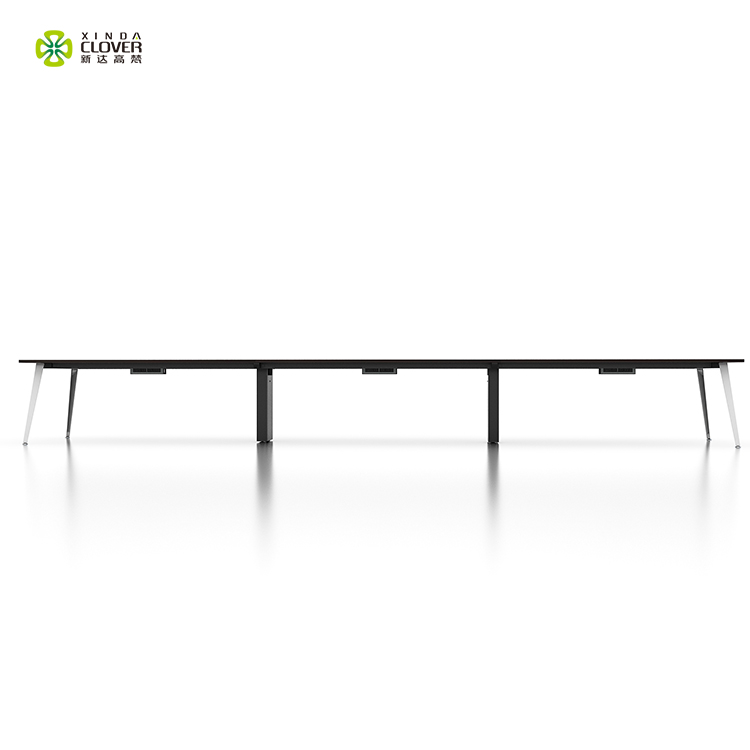 VLI Series trade assurance modern 10 person conference room furniture table used wood for meeting