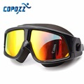 Copozz Swim Goggles for Men Women s Glasses Anti Fog UV Large adults Sport Waterproof eyewear