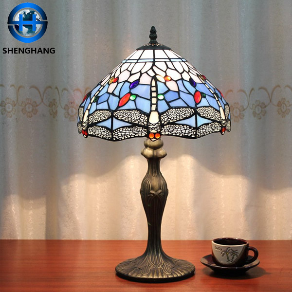 2020 Nature S Design Decorative Cordless Tiffany Table Lamp View Decorative Cordless Table Lamp Sh Sh Product Details From Dalian Shenghang International Trade Co Ltd On Alibaba Com