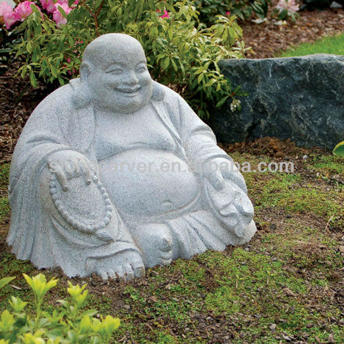 Nature Stone Laughing Buddha Garden Statue Buy Laughing Buddha Laughing Buddha Garden Statues Buddha Statue Product On Alibaba Com