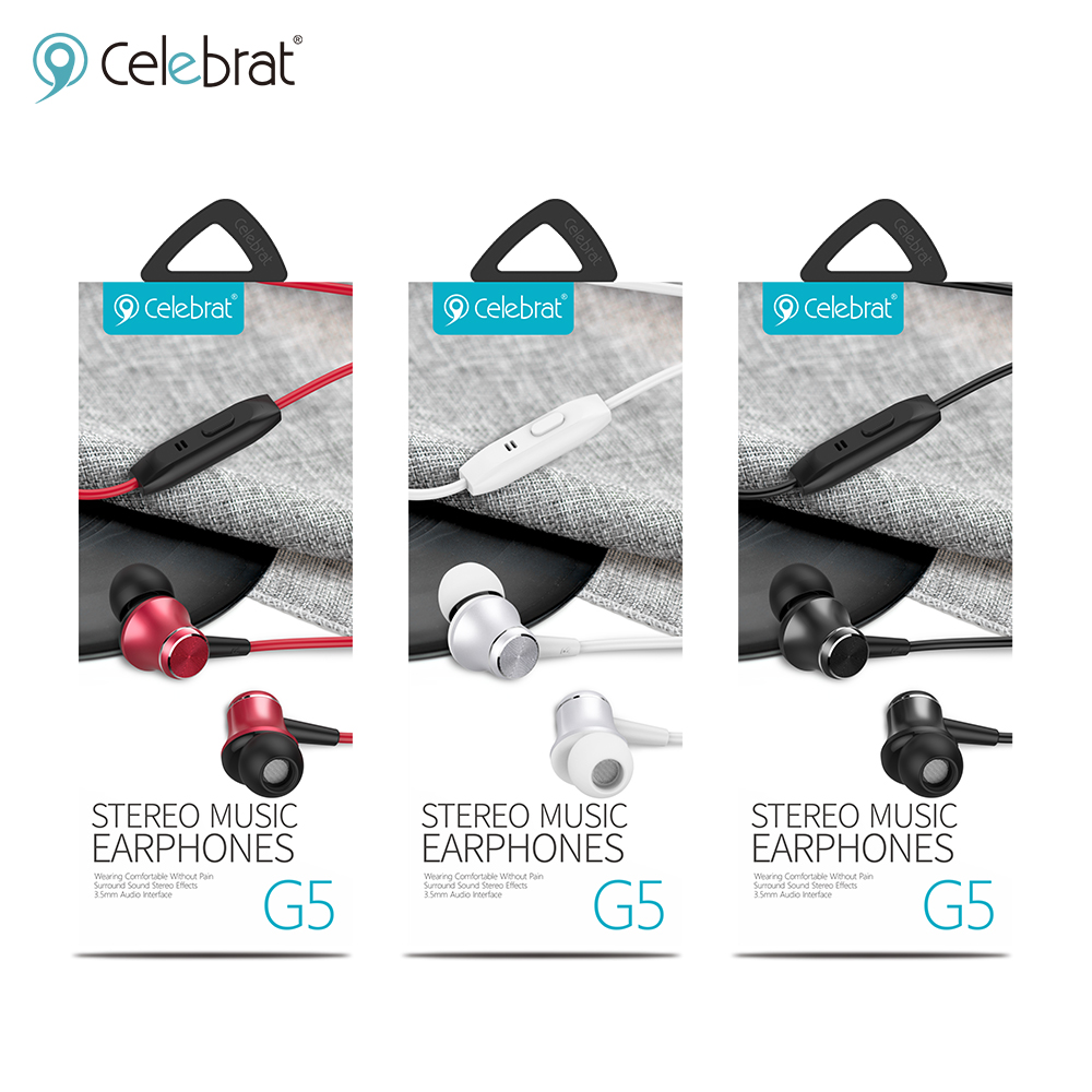 Factory directly headset wholesale 3.5mm In-Ear Stereo earphone mobile phone headphone with Mic