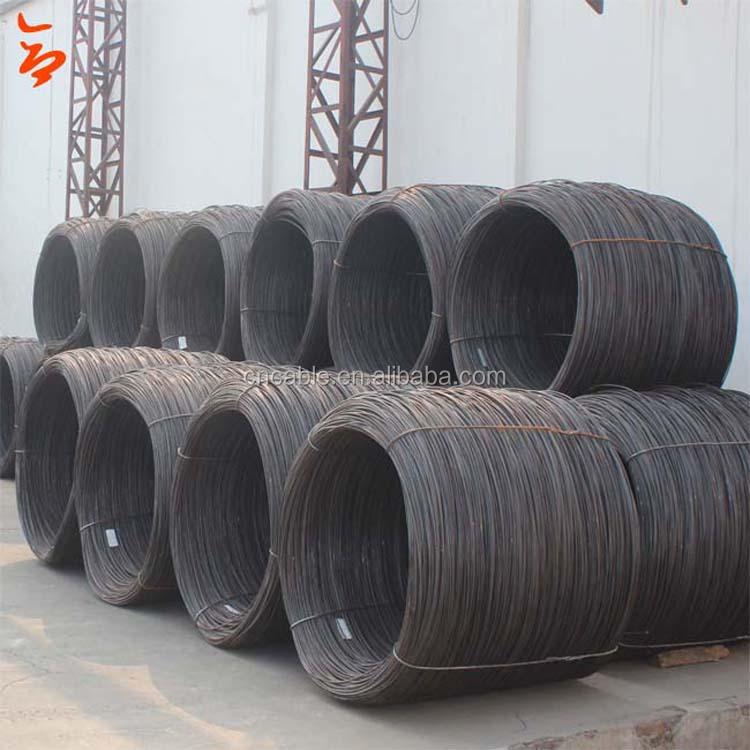 galvanized Steel Wire stay wire( 7x7, 7x19, (1/16, 3/32, 1/8, 5/32, 1/4)