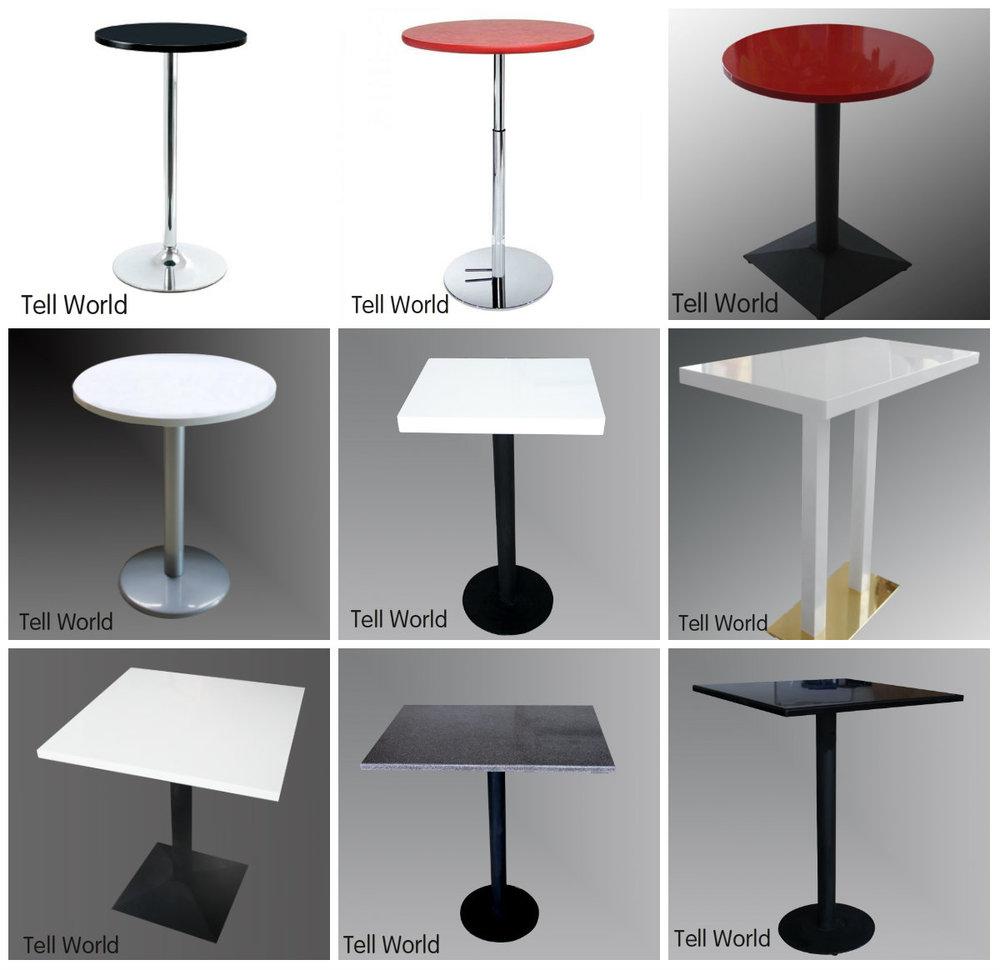 haut de gamme conception douce dessus en verre table basse en marbre table manger id de. Black Bedroom Furniture Sets. Home Design Ideas
