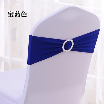 Эластичные ленты для стула из Королевского спандекса, эластичные ленты для банкета, вечеринки, дома, свадьбы, пояса для стула с пряжкой