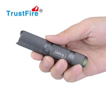 Best Cheap flashlight TrustFire S-A1 led light with AA/14500 battery mini led flashlight