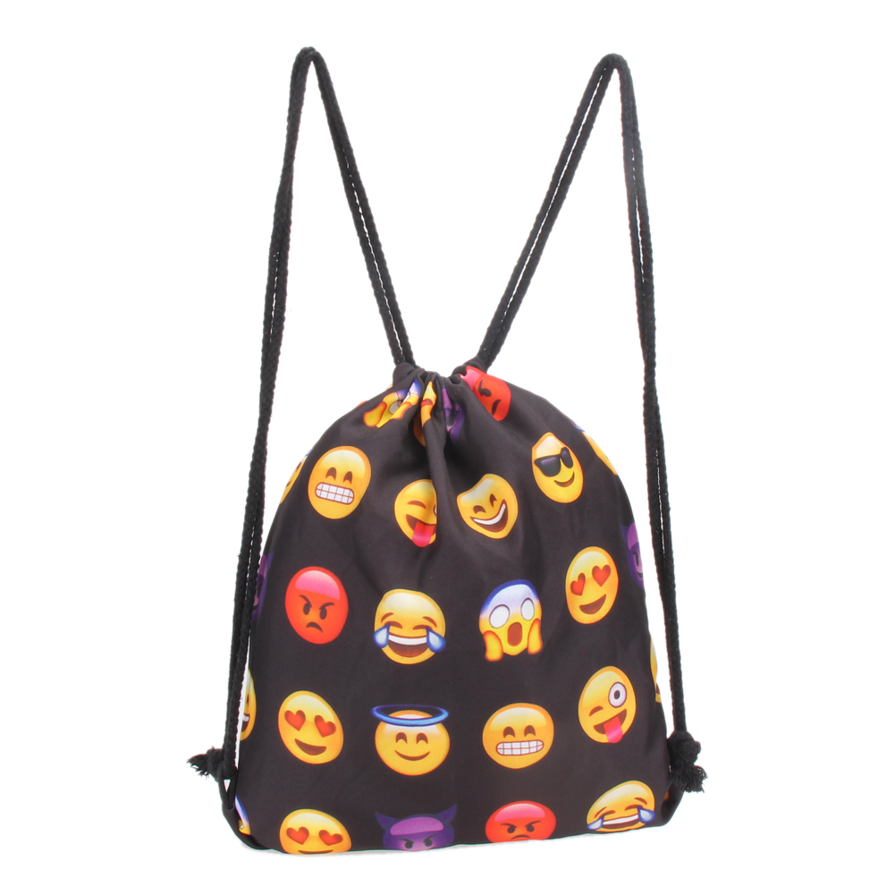 The drawstring bag is specially designed to give you a style that will keep  you fashion