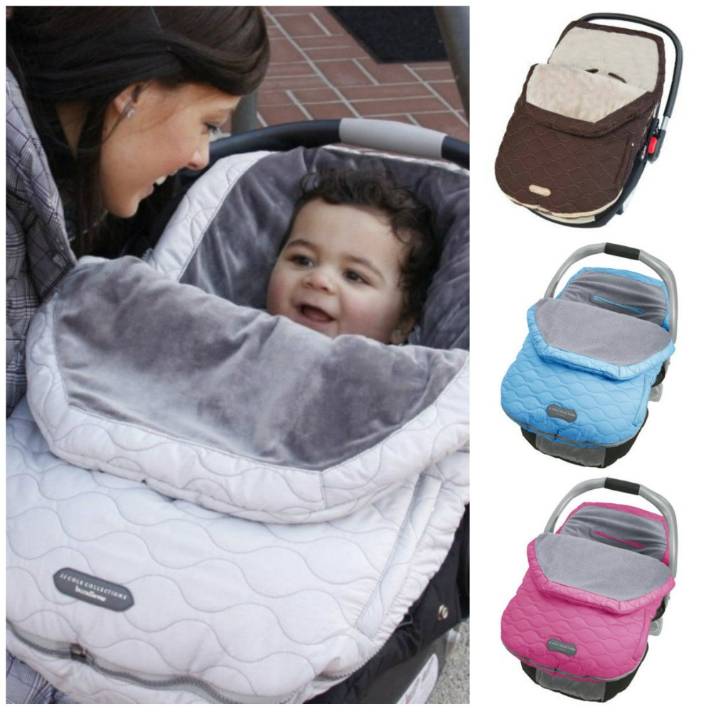 Bundle Me Cover For Car Seat
