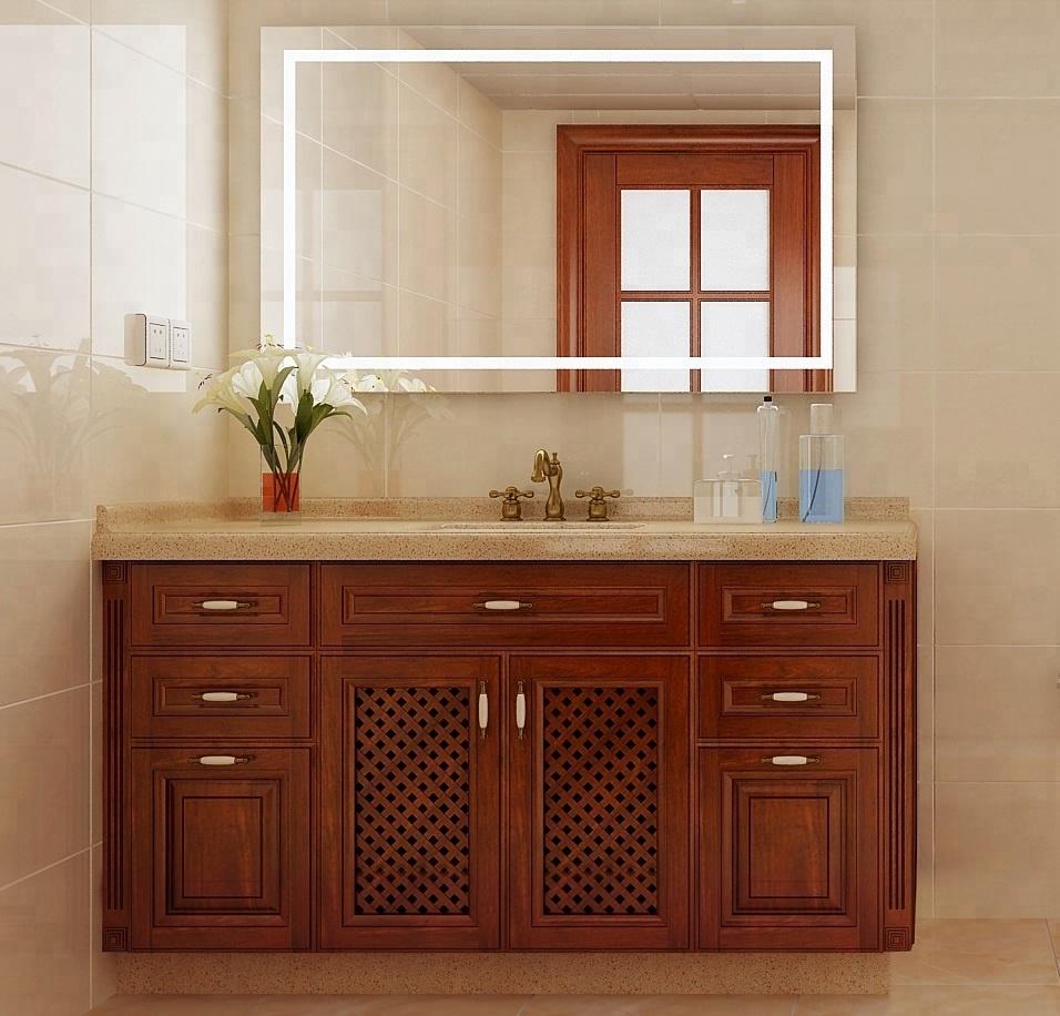 Classic Waterproof Single Basin Sink Vanity Wood Bathroom Cabinet Buy Waterproof Bathroom Cabinet Single Basin Bathroom Cabinet Classic Bathroom Vanity Cabinets Product On Alibaba Com