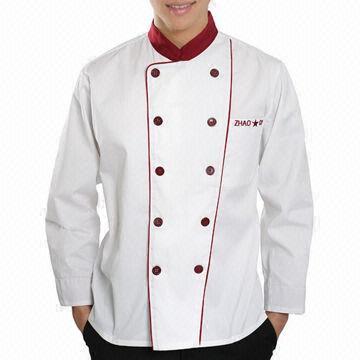 short sleeve restaurant kitchen cooking chef uniform