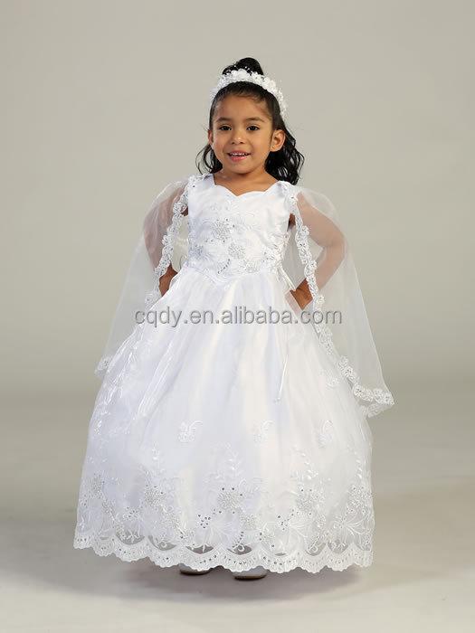 Vestidos Para Bautizo Nina De 6 Anos