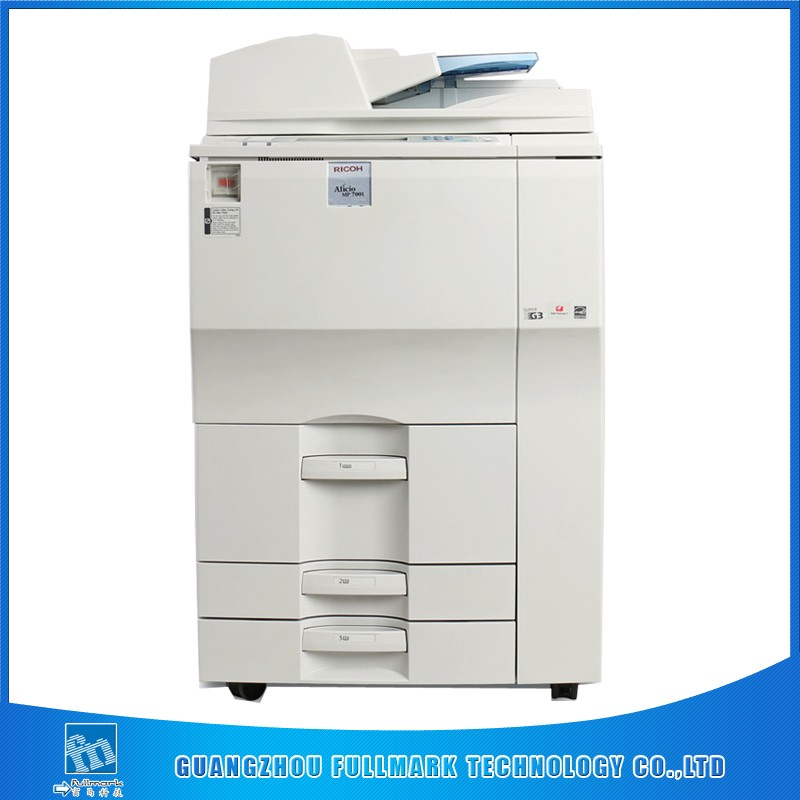 ricoh copier used machine MP8000/MP80001 A3 photocopy printer machine