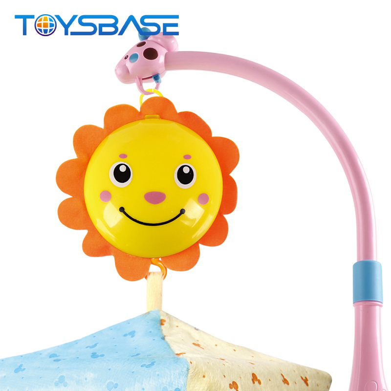 Musical Mobile Bed Bell Baby Toys   Juguetes bebe Babycribs