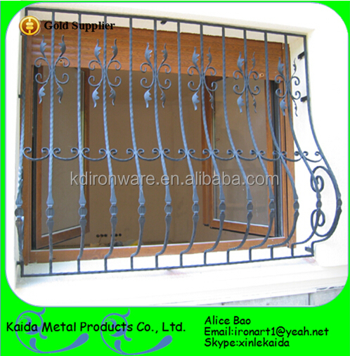 Simple Grill Designs For Upvc Windows