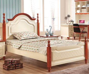 Kids bedroom furniture set/kids wooden bed set